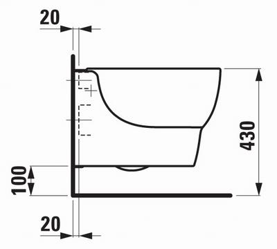 Самостоятельная установка унитаза подвесного типа