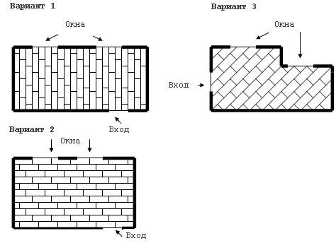 Схема укладки ламината своими руками: технологии, методы (видео)