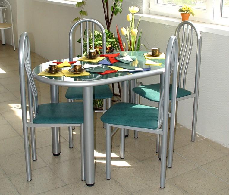 Выбираем стол и стул на кухню