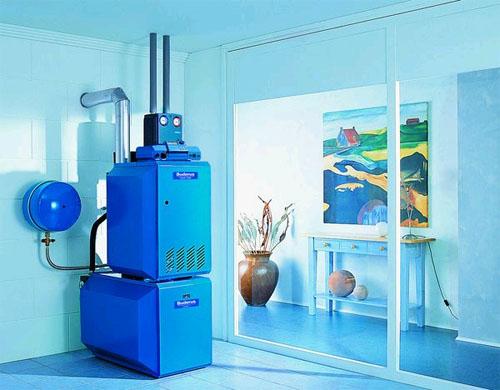 Отопление частного дома: возможны варианты