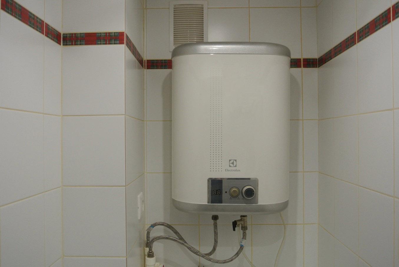 Зачем нужны накопительные водонагреватели?
