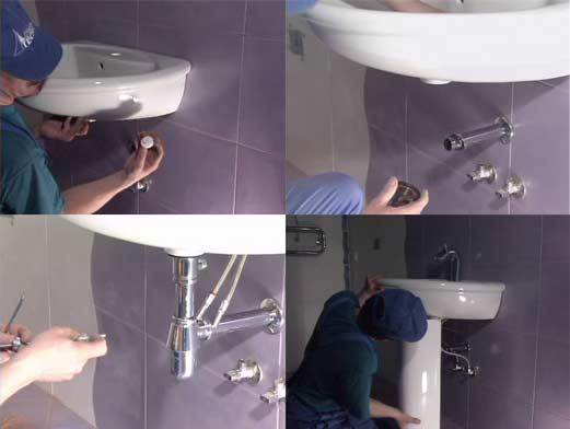Экономный ремонт ванной комнаты