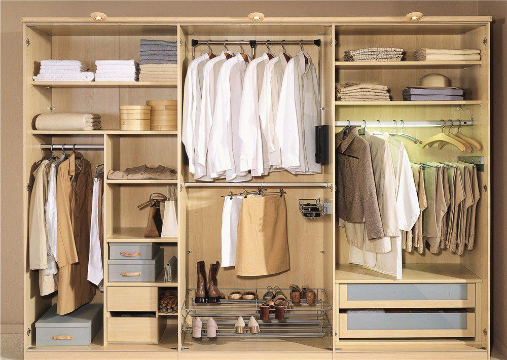 Как выбрать шкаф или гардероб?