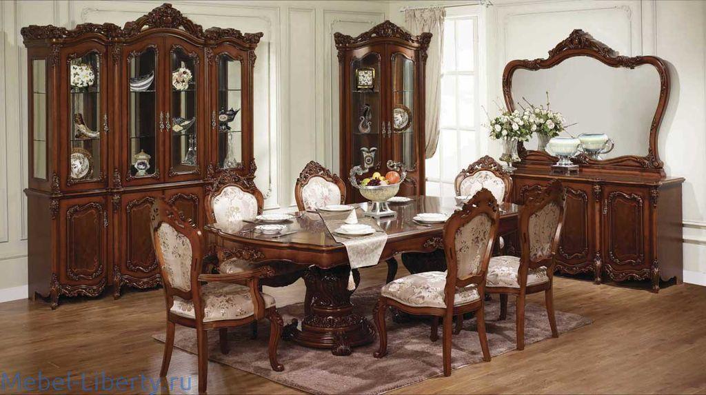 Легкая альтернатива классической мебели