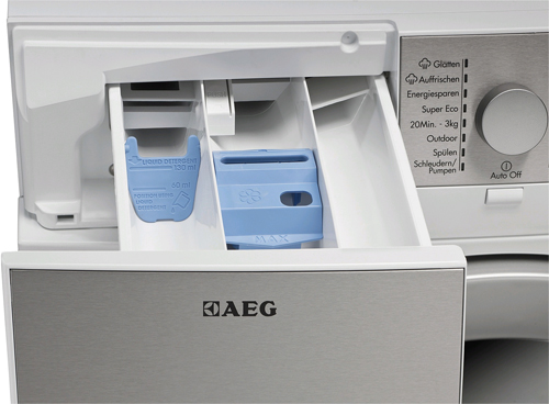 Особенности ремонта стиральных машин AEG