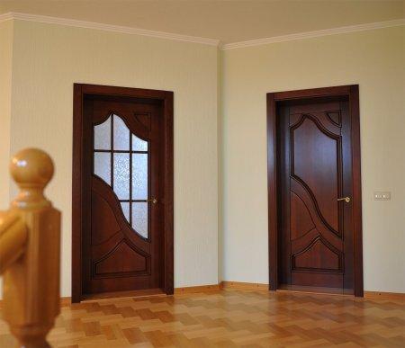 Уход за межкомнатной дверью