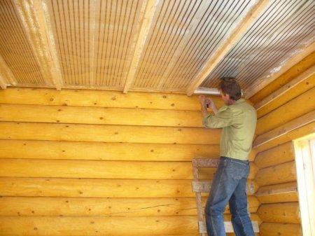 Строительство сауны своими руками