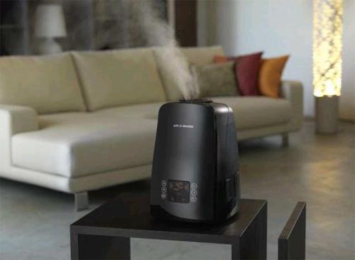 Как увлажнить сухой воздух в квартире?