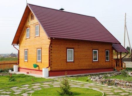 Дом из бруса. Как выбрать деревянный брус для строительства частного дома?