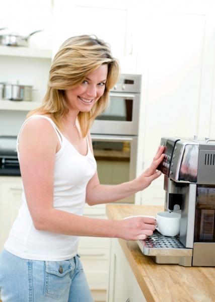Как и какую выбрать кофемашину для дома?