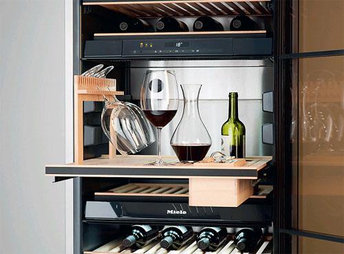 Как правильно выбрать винный шкаф