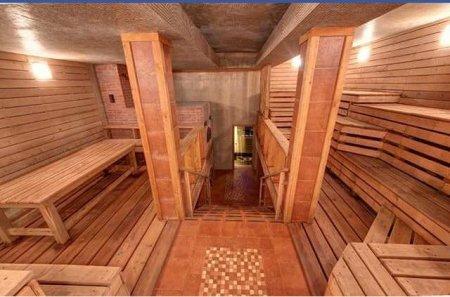 Этапы строительства рубленой бани