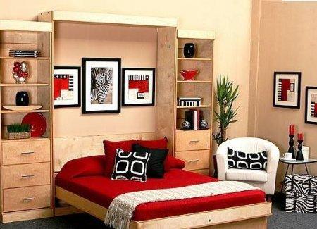 Встроенная мебель - решение для вашего нового дома