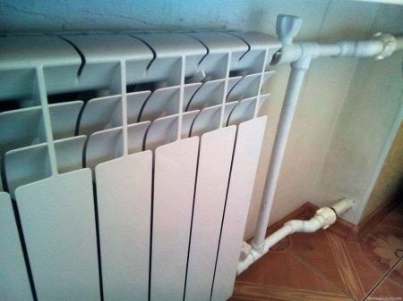 Своевременная замена батарей отопления