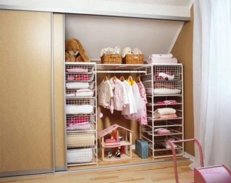 Удобная мебель для хранения вещей