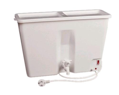 Наливной водонагреватель для дачи: просто и удобно