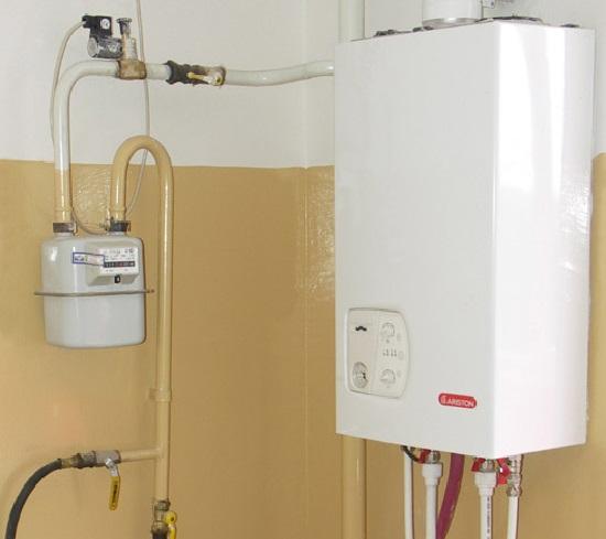 Как установить водонагревтель