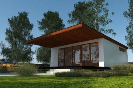 Строительство садового домика под ключ