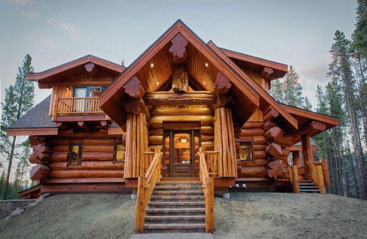Как правильно обшить углы бревенчатого и брусового дома