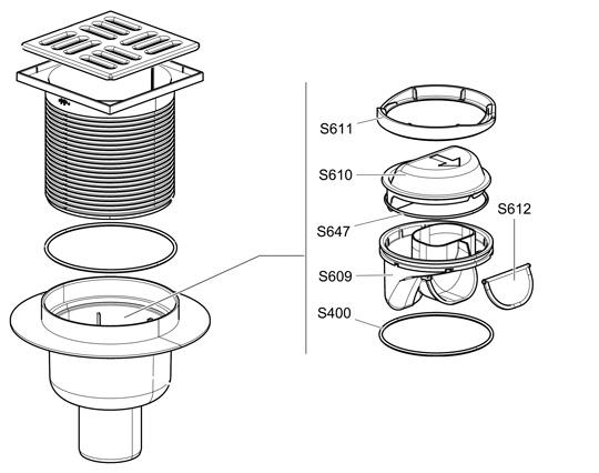 Как выбрать и установить канализационный трап?