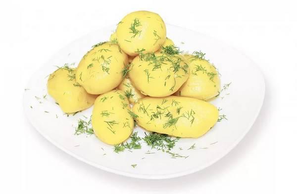 Сынок — это богатырский картофель