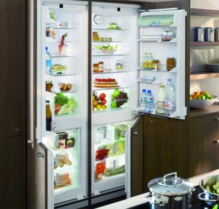 Лучший встраиваемый холодильник: обзор новинок рынка