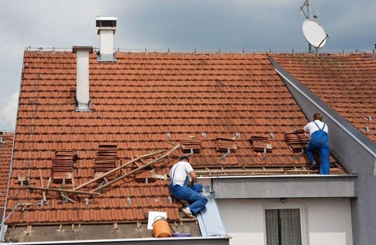 Как отремонтировать крышу из рубероида на скатной крыше?