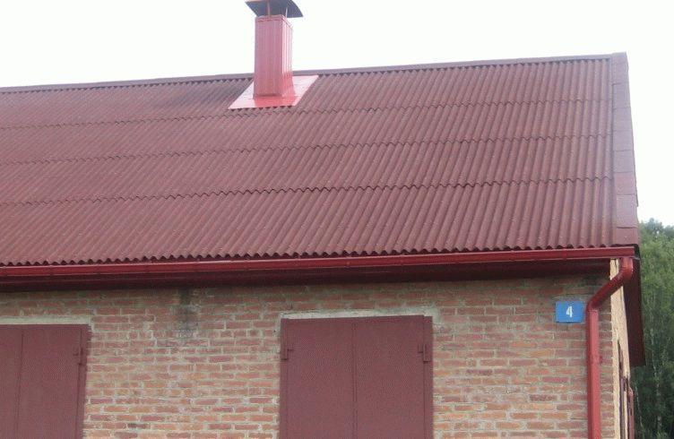 Как отремонтировать крышу из ондулина своими руками?