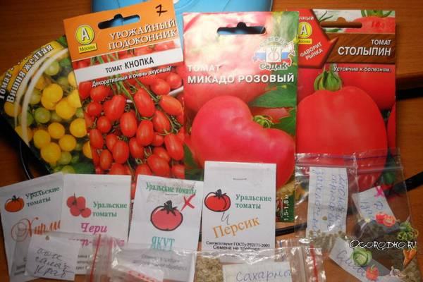 Когда сеять помидоры на рассаду в 2018 году  сроки, благоприятные дни, когда лучше сажать